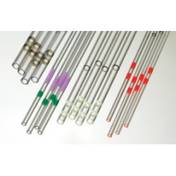 Glass Capillary Pipette & Plunger