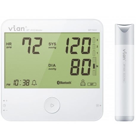 NEW - Vion ECG and Blood Pressure Monitor