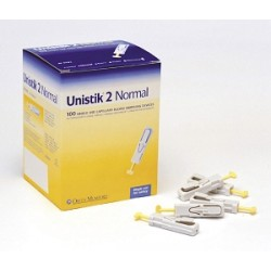 Unistik Disposable Lancets