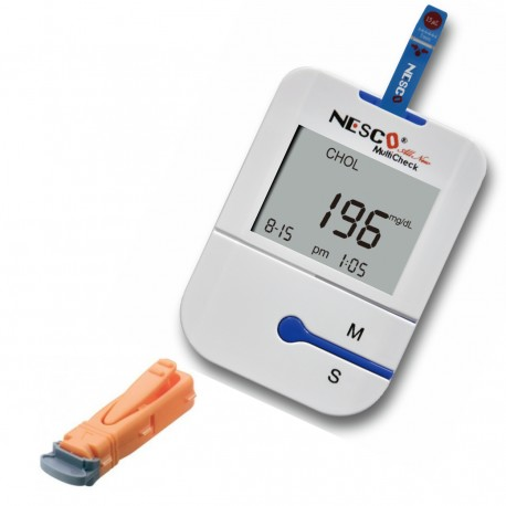 Nesco Pro MultiCheck IVD Machine